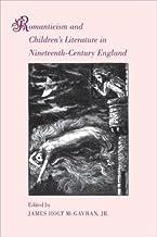 Romanticism and Children's Literature in Nineteenth-Century England
