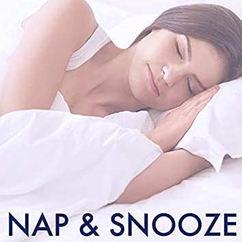 Nap & Snooze - Gentle Background Music to Calm Down, Natural Hypnosis to Slumber and Rest