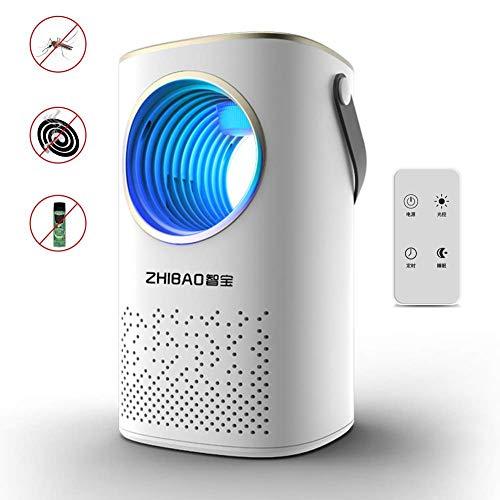 Jieer Mosquito Killer Lamp, Mosquito Lamp Charging Interior para el Hogar Fotocatalizador...