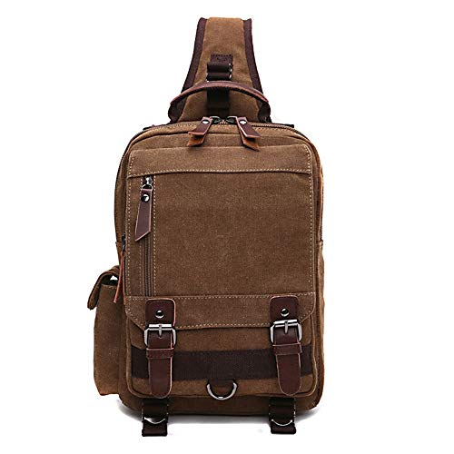Bolsa de Hombro para Benelli Leoncino 800/500 / Trail UT3 5L marrón