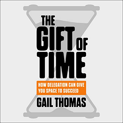 The Gift of Time audiobook cover art