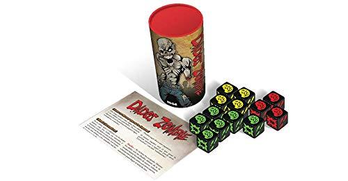 Edge Entertainment Dados Zombie, Multicolor (EDGSJ02): Amazon.es: Juguetes y juegos