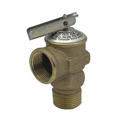 Cash Acme 14917-0075 Pressure Relief Valve, Bronze by Cash Acme