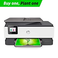 Limited time offer: 4 MONTHS OF INK FREE, when you sign up HP Instant Ink service during printer setup; offer ends 5/2/2020 Upgrade your office– Replacing the HP OfficeJet Pro 6968, this home office printer offers faster printing at 20 pages per minu...