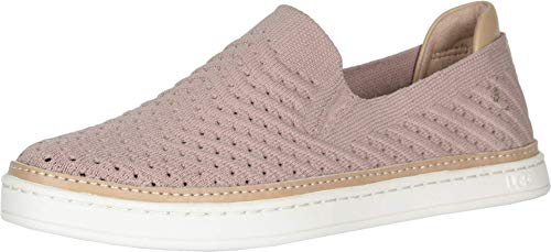 UGG Damen W SAMMY CHEVRON Turnschuhe, Pink (La Sunset),