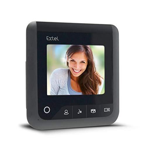 Extel 720299 Nova/Ice/Levo Access accesorio para videoportero, 1W, Gris