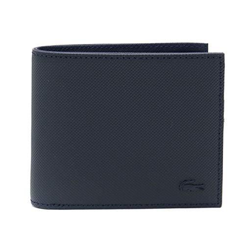 Lacoste Herren NH2309 Reisezubehör- Brieftasche, Marine, Taille Unique