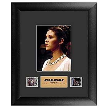 FILMCELLS Star Wars  Princess Leia Single Framed Art S1