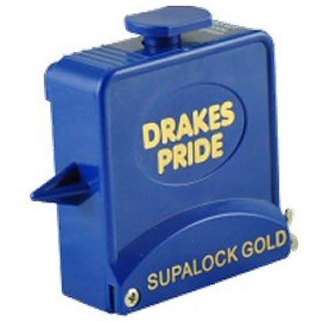 Drakes Pride Supalock Gold bowls...