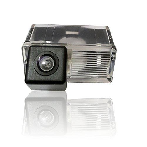 Akhan CAM30 - Farb Rückfahrkamera Einparkhilfe geeignet für Tyota Auris