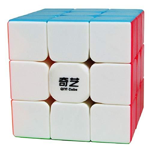 Cubo Magico Profissional 3x3 Warrior W Stickerless