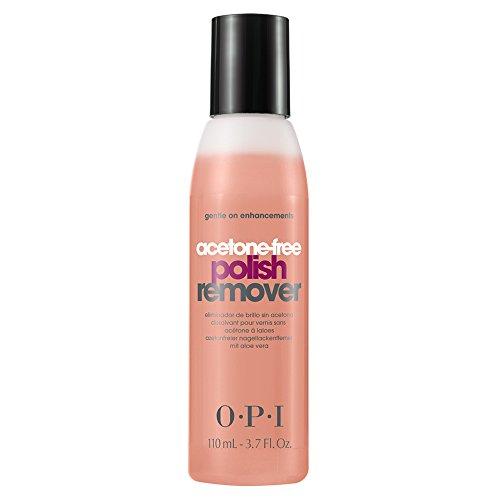 OPI Polish Remover - Quitaesmalte Disolvente de Esmalte de Uñas - 110 ml