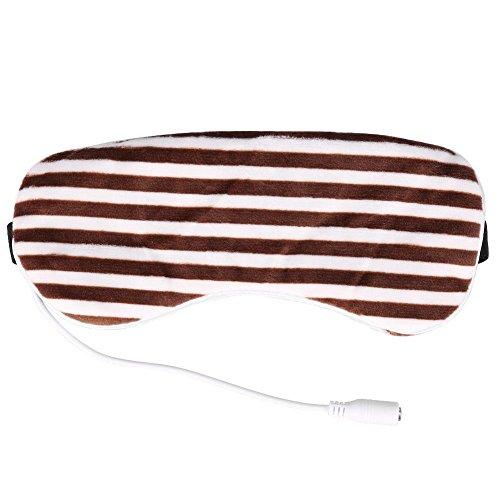 Salmue Máscara de Ojos con calefacción eléctrica por USB, calefacción, Vapor, máscara...