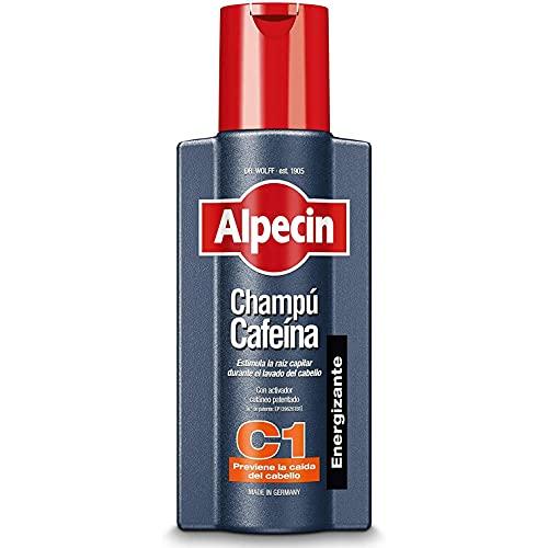 Alpecin Champú Cafeína C1 1x 250ml | Champu anticaida...