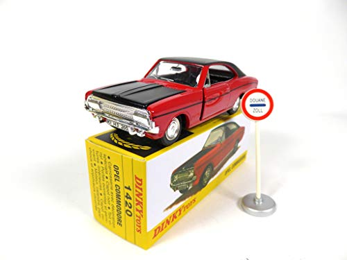 - Atlas Dinky Toys - Opel Commodore + Panel 1420 1:43 (MB410)