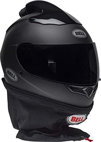 Bell Qualifier Forced Air Helmet (Matte Black, Medium)