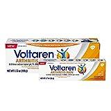 Voltaren Topical Arthritis Pain Relief Gel - 3.5 oz Tube (Plus 0.71 oz Trial Tube)