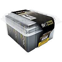 12-Pack Rayovac Ultra Pro 9V Reclosable