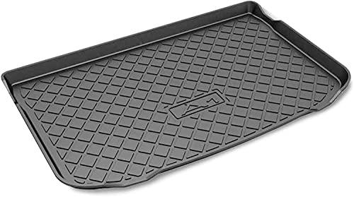 Coche Alfombrillas Maletero, para Audi A1 2014-2017 Goma Alfombrillas antideslizantes Impermeable Maletero Trasero Alfombra Protection Accesorios