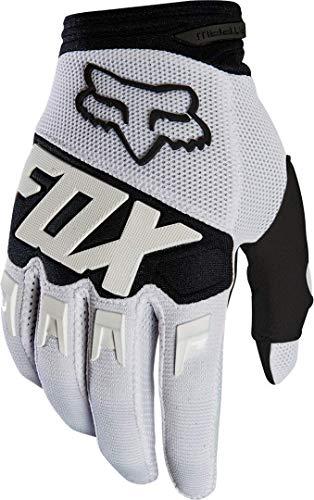 FOX Herren Dirtpaw Handschuhe, White, M