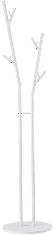 LAXF- Coat Racks Free Standing Wooden Landing Coat Rack Creative Hangers Bedroom Hook Up Coat Racks