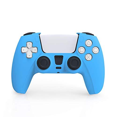 DualSense Dedicated Silicon Cover PS5-Controller Gehäuse Rutschschutz, Schweißabsorption, Kratzschutz Alle 3 Farben