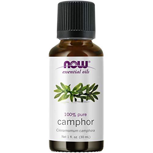 NOW Foods - 100% Pure Óleo essencial cânfora - 1 fl. oz.