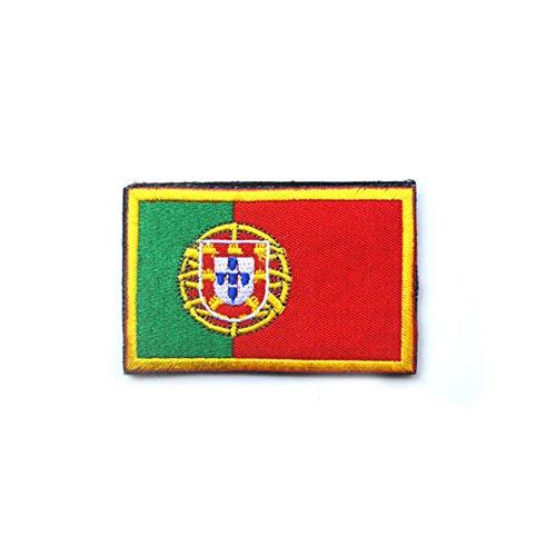 Aquiver bandera nacional bandera parche mundo país
