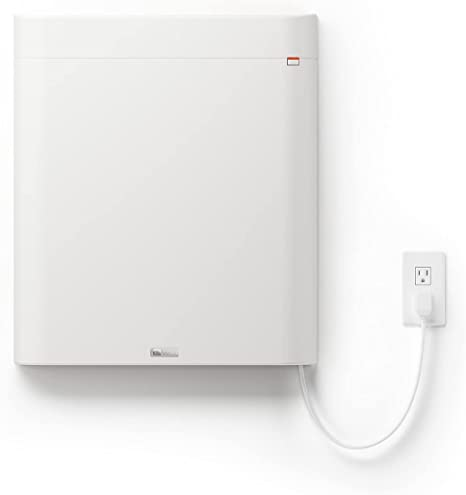 Envi High-Efficiency Whole Room 120v Plug-In Electric Panel Wall Heater: image
