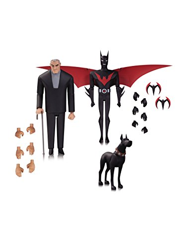 DC Collectibles Batman Animated: Batman Beyond Action Figure (3 Pack)