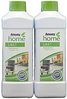 アムウェイ Amway L.O.C. ハウスクリーナー 濃縮住宅・家具用合成洗剤 E0001J●2個セット●
