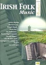 Irish Folk Music – Arreglos para acordeón [notas/partituras] de la serie: Holzschuh Exclusivo.