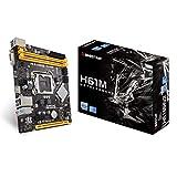MB Biostar H61MHV2 (H61, S1155, mATX, DDR3, Intel).