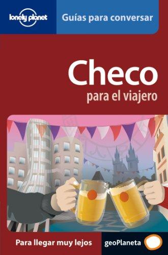 Lonely Planet Checo para el viajero (Phrasebook) (Spanish Edition)