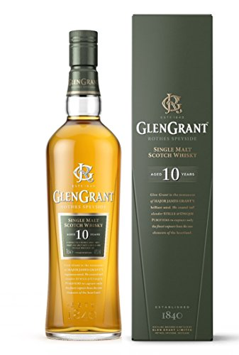 Glen Grant 10 Year Old Single Malt Scotch Whisky - 1 x 0.7 l