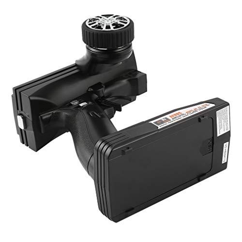 Hemore FS-GT3B 2.4G 3CH RC Boat Control Pistola Transmisor/W TX Receptor Anti-interferencias Accesorios Kit de Suministro