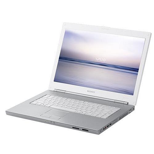 Sony Vaio -N21S/W 39,1 cm (15,4 Zoll) WXGA Laptop (Intel Core 2 Duo T5200 (1,g GHz), 1 GB RAM, 120 GB HDD, DVD+- RW DL, Vista Premium)
