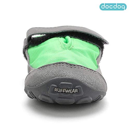 犬用靴SummitTrex(サミットトレックス)XSメドーグリーン2個入り