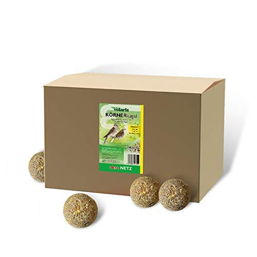 Volaris Körnerkugel Früchte, ohne Netz ca. 200Stk. im Karton