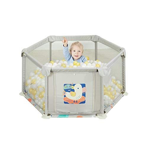 MKJYDM Valla Interior de Juegos for el hogar for niños Mat bebé bebé niño pequeño Alfombra de Arrastre Fence Valla de Seguridad Valla de Juegos para niños