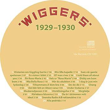 Den kompletta Wiggers 1929-1930