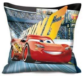 Little Flight Cars McQueen Disney Cuscino Cars Saetta Cuscino Completo Dimensione Cuscino Quadrato 40X40 CM