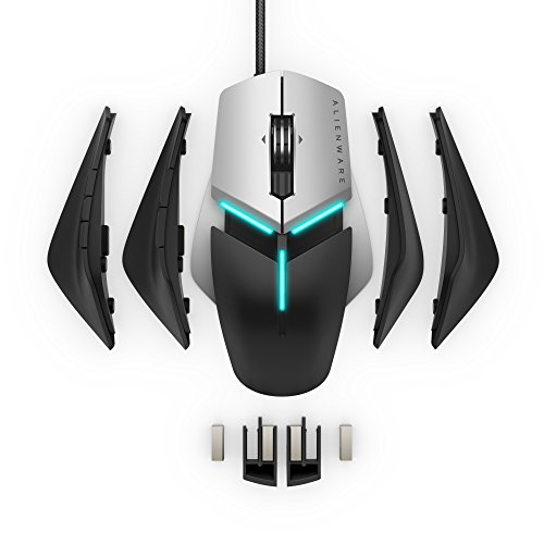 DELL 570-aarg aw958Alienware Elite Gaming ratón