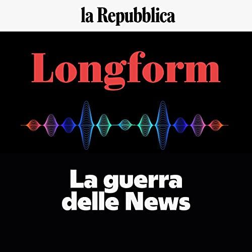 La guerra delle News copertina