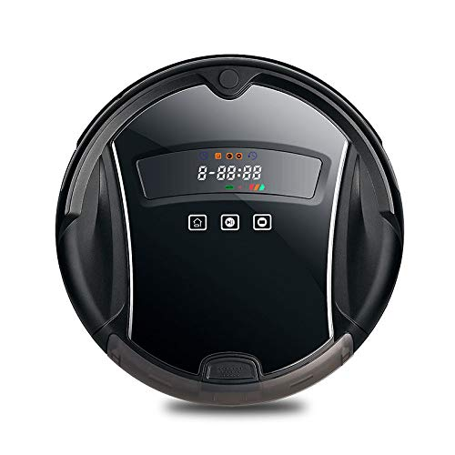 Great Price! ZJINHUI Robot Vacuum Cleaner, 360° Smart Sensor Protection, 1200Pa Max Suction Super Q...