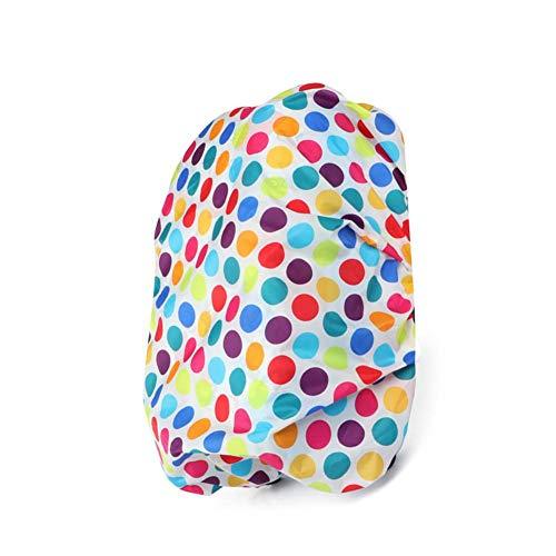 Rubyu Regenschutz für Kind Rucksack Schulranzen wasserdichte Regenhülle Schulranzen, für Wandern, Camping, Radfahren, Reisen und Ranzen