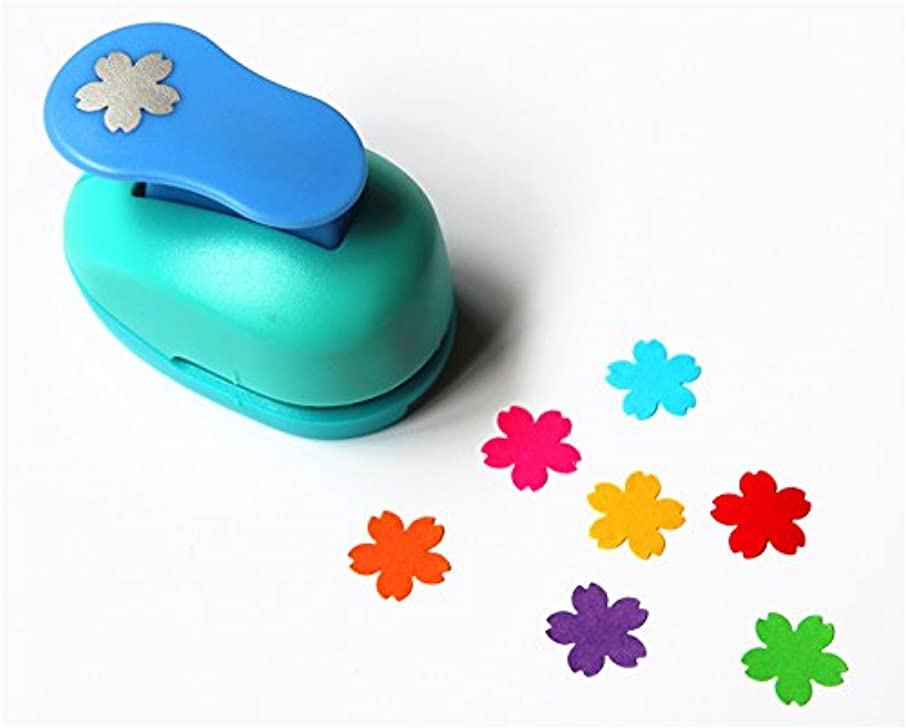 CADY Crafts Punch 5/8-Inch paper punch shapes large flower