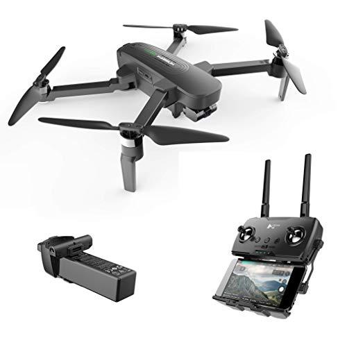 Hubsan Zino Pro Plus 4K-Kamera mit 3-Achsen-kardanischer Faltbarer Drohne 8KM 43 Minuten APP-Steuerung (Standard Version)