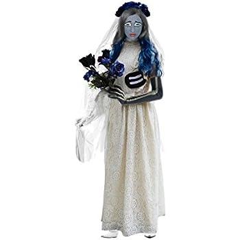 Disfraz Novia Cadáver mujer adulto (M): Amazon.es: Juguetes y juegos