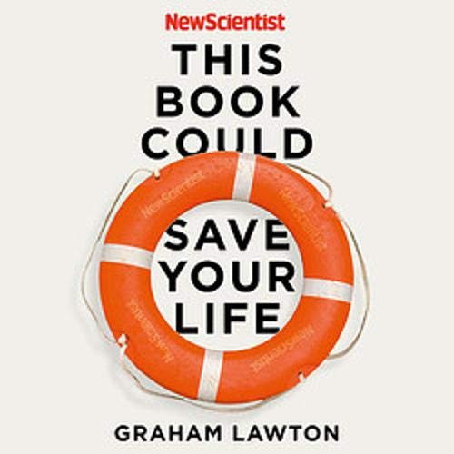 This Book Could Save Your Life cover art